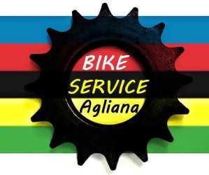 Logo Bike Service