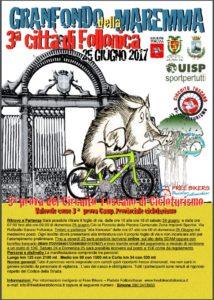 Gran Fondo della Maremma 3^ Città di Follonica Follonica (GR) @ Pizzeria Piscina Comunale | Follonica | Toscana | Italia