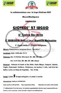 6° Trofeo Bar Nello 3^ prova 8^ Coppa Lunigiana Villafranca in Lunigiana (MS) @ Bar Nell0 | Villafranca in Lunigiana | Toscana | Italia
