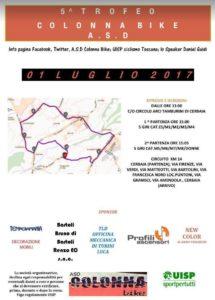 5° Trofeo Colonna Bike Asd Cerbaia (PT) @ Circolo Arci Tamburini | Lamporecchio | Toscana | Italia