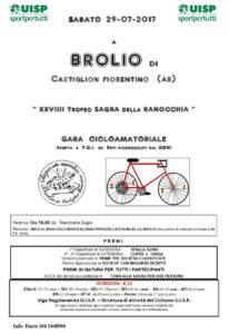 XXVIIII° Trofeo Sagra della Ranocchia Brolio di Castiglion Fiorentino (AR) @ Stand della Sagra | Brolio | Toscana | Italia