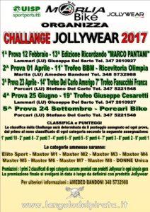 2° Trofeo Porcari Bike Porcari 5^ prova Challange Jollywear 2017 (LU) @ Ristorante Stefan | Porcari | Toscana | Italia