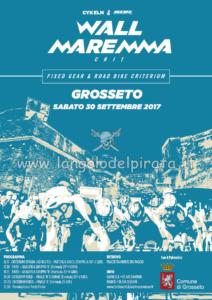 Wall Maremma Crit Fixed Gear & Road Bike Criterium Grosseto @ Italia